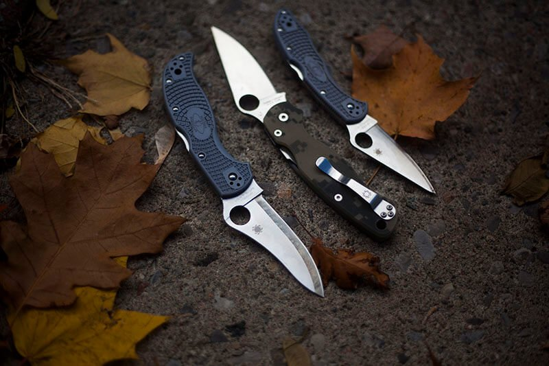 Best Spyderco Knife