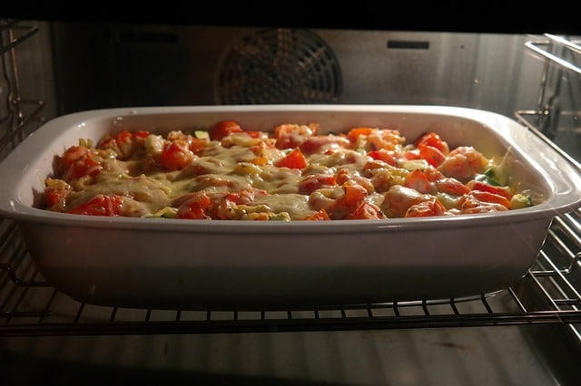 reheating cheese casserole