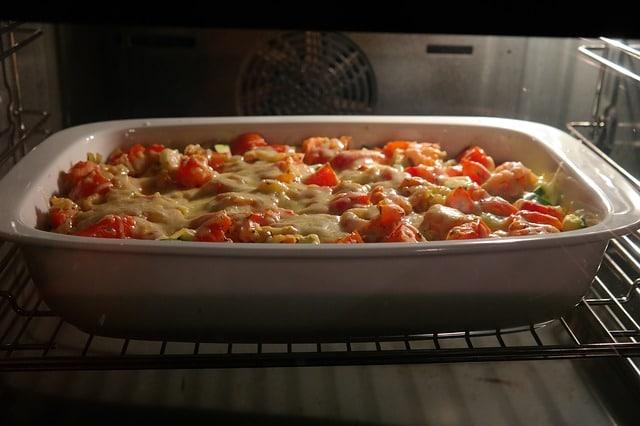reheating cheese casserole