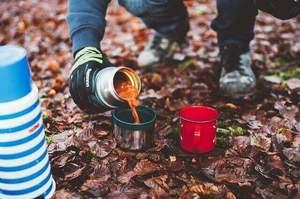 food camping