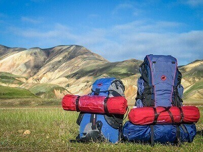 Outdoor Equipment for Long Trips